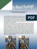 Learning About Feelings!
