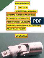Ejemplos de Mecanismos