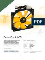 Exactgame Exactcool-120 En