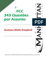 343 Questões de D.Administrativo - FCC.pdf