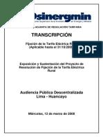 TranscripciónAudienciaDescentralizada12032008