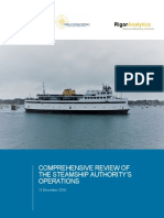 Report released about the Steamship Authority