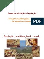 BIE 2 081009 Evolucao Da Utilizacao Do Cavalo.ppt