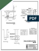 Detalle de Valvulas de Purga-Detalles Agua a1