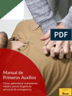 Manual Primeros Auxilios 2018
