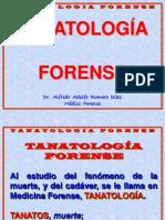 1.- Problemas Tanatològicos