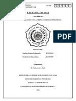Case Report - Bronkopneumonia
