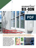 Barrera Bx 80n