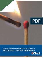 Manual de Seguridad Contra Incendios CChC