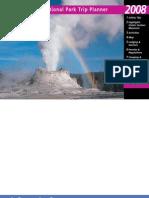Yellowstone Trip Planner