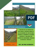 Estudio Agrologico - CORREGIDO