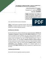 Cas. Lab. 997 2017 Huaura Legis.pe Limite Licensi Sindical (6)