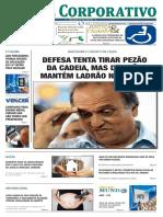 Jornal Corporativo Nr 3016 de 18 12 2018 Capa