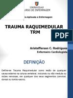Aula Sobre Trauma Raquimedular - TRM