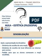 Estética - Transposição Didática (12!12!2018)