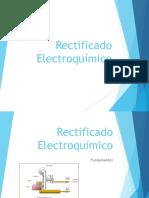 Rectificado Electroquímico