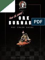 Painting Buddha - Ork