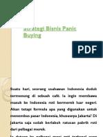 9. Strategi Bisnis Panic Buying