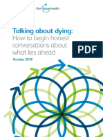 Our Future Health - Talking About Dying