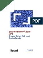 SilkPreformer 2010 BDLTTutorial