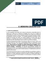 Memoria Descriptiva Muncha