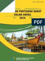 Kecamatan Pontianak Barat Dalam Angka 2018