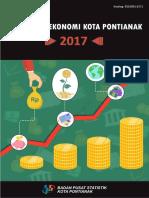 Indikator Ekonomi Kota Pontianak 2017