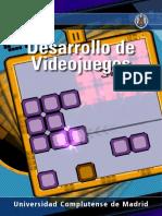 Díptico de Grado de Desarrollo de Videojuegos UCM