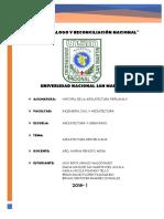 ARQUITECTURA REPUBLICANA