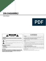 Dnd4500mk2 Eng CD-rom Im v00