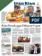 Haluan Riau, Jumat 02 November  2018