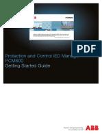 PCM600 Webinar Documentation