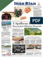 Haluan Riau, Senin  05 November 2018