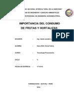 Informe de Pos