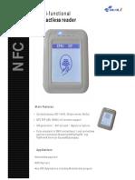 Dual-I NFC PAD