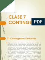Clase 7 Contingentes Exposición f
