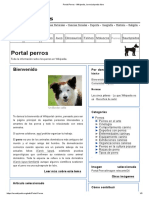 Portal_Perros - Wikipedia, La Enciclopedia Libre