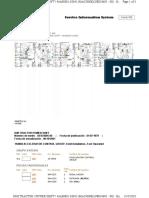 Accelerator Control Group D8H Lista de Piezas
