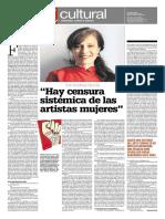 Entrevista Andrea Giunta