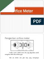 Orifice Meter Kel 6