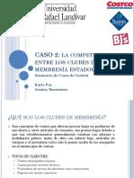 CASO Competencia Clubes