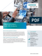 OEE Analytics