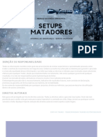E-book Setups Matadores