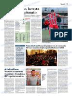 La Provincia Di Cremona 18-12-2018 - Serie B