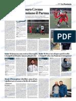La Provincia Di Cremona 18-12-2018 - Giovanili
