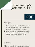 Interogari parametrizate.pptx