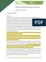 Psicoanalisis y Salud Mental, El Lugar Exito Del Analista en Las Instituciones.