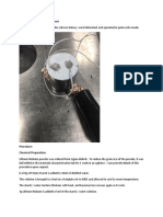 Lithium Niobate Progress Report