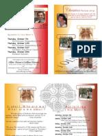 Christian Fellowship Newsletter Issue #1