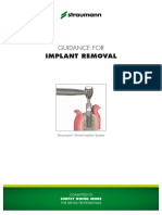 s Trauma n Guide for Implant Removal